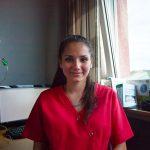 Frau Melisa Jusic - Praktikantin