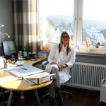 Ein Bild von Frau Dr. Amela Jelkic-Brimo Hayek